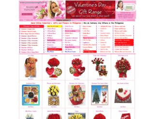 pinoyexpressgifts.com screenshot