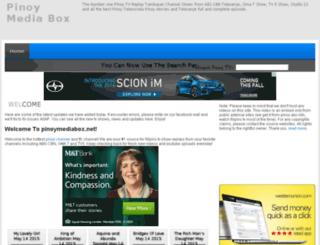 pinoymediabox.net screenshot
