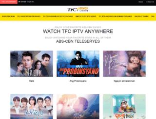 pinoyonlinetv.com screenshot