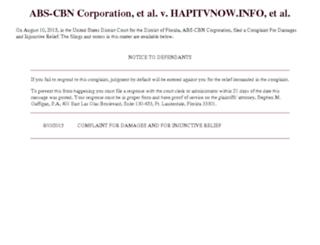 pinoyreplaytv.org screenshot