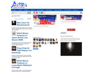 pinoythinking.com screenshot