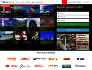 pinoytravel.com.ph screenshot