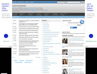 pinoyxpert.blogspot.com screenshot