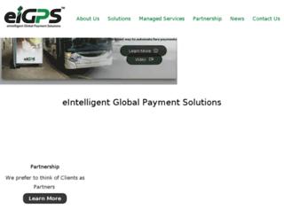 pinpaymentsolutions.com screenshot