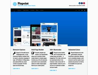 pinpoint.swiftideas.net screenshot