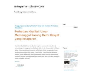 pinsev.com screenshot