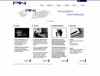 pinsoft.com screenshot