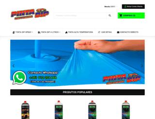 pintadip.com screenshot
