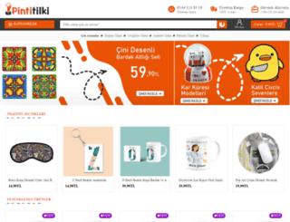 pintitilki.com screenshot