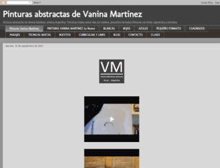 pinturasvm.blogspot.com.ar screenshot