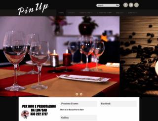 pinupristobar.it screenshot