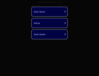 pioneerautousa.com screenshot