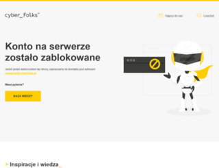 piotremis.ionic.pl screenshot