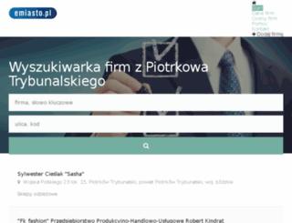 piotrkowtrybunalski.emiasto.pl screenshot