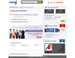 piousfashion.com screenshot