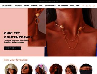 pipabella.com screenshot