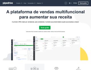 pipedrive.com.br screenshot