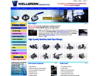 pipefittingweb.com screenshot