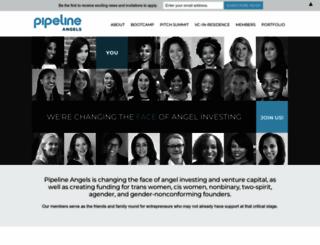 pipelineangels.com screenshot