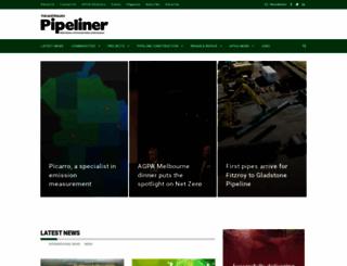 pipeliner.com.au screenshot