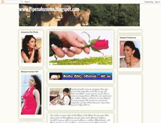 pipenakusuma.blogspot.com.cy screenshot