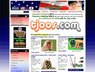 pipes-sale.com screenshot