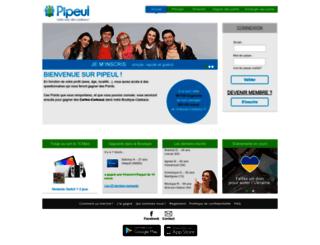 pipeul.com screenshot