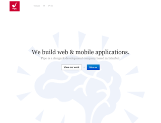 pipo.com.tr screenshot