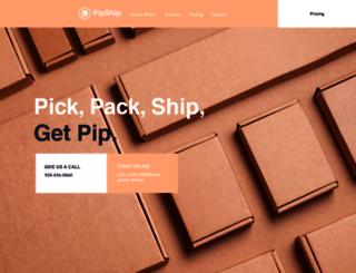 pipship.com screenshot