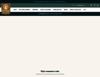 pipstudio.com screenshot