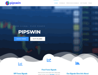 pipswin.com screenshot