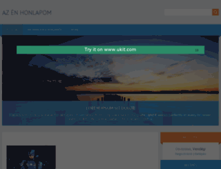 pipu.ucoz.hu screenshot