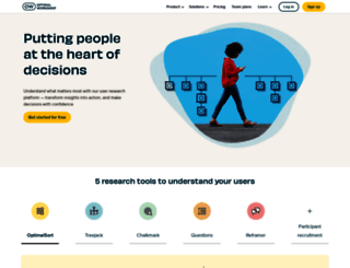 piraeusbank.optimalworkshop.com screenshot