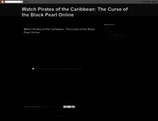 pirates-of-the-caribbean-full-movie.blogspot.com.es screenshot