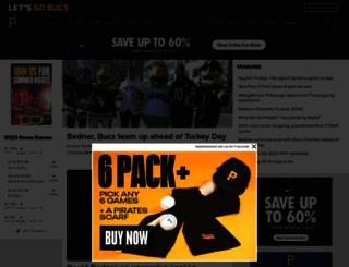 pirates.com screenshot