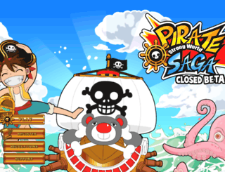 piratesaga.com screenshot