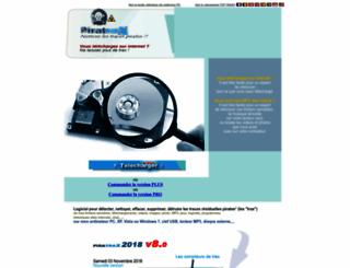 piratrax.fr screenshot