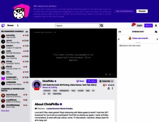 pirillo.com screenshot