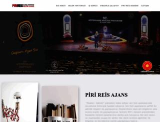 pirireisajans.com screenshot