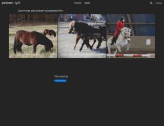 piristeen.1g.fi screenshot