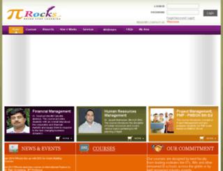 pirocks.com screenshot