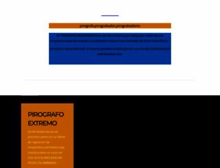 pirografo.com.co screenshot
