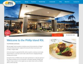 pirsl.com.au screenshot