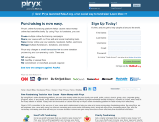 piryx.com screenshot