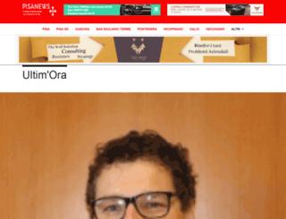 pisanews.net screenshot