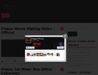 pisasumovie.com screenshot