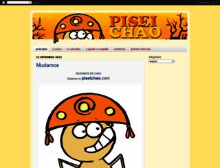 piseichao.blogspot.com.br screenshot