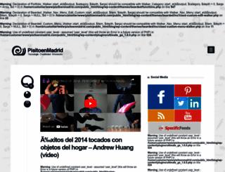 pisitoenmadrid.com screenshot