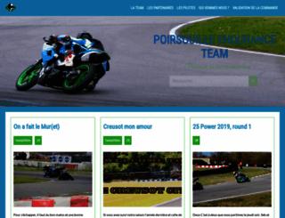 pistards.poirsouille.org screenshot
