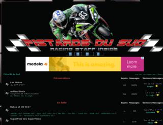 pistardsdusud.net screenshot